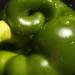 Green Pepper - curvy and alien