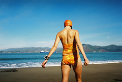 pstarr limbering up (lomokev) Tags: sanfrancisco sea beach water fashion sport female swimming bay boat sand fuji superia swimmer chinabeach swimsuit bathingsuit fujisuperia fujisuperia400 swimsuite  deletetag nikonosv pstarr nikonosv5 sanfrancisco2007 file:name=070316nikonosv21 flickr:user=pstarr flickr:nsid=96818109n00 rota:type=landscape rota:type=showall rota:type=portraits published:by=thecloud use:on=moo published:title=hotshots hotshotspagenumber195