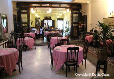 Peranakan-Restaurant