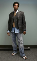 Isaiah, Seattle's Most Stylish Man contestant