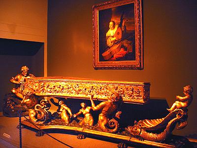 Pimp my harpsichord
