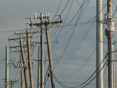 Powerlines on My Street