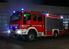 LF Raunheim Nacht
