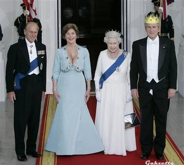 Bush Royal Visit