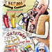 Final Hot Dog Contest Poster