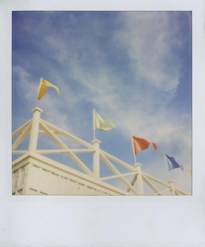 ocean :: flags