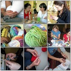 Stitch & Bitch Milano 21 aprile 2007