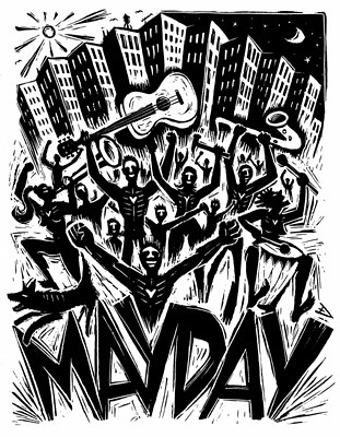 May Day (www.droker.com)