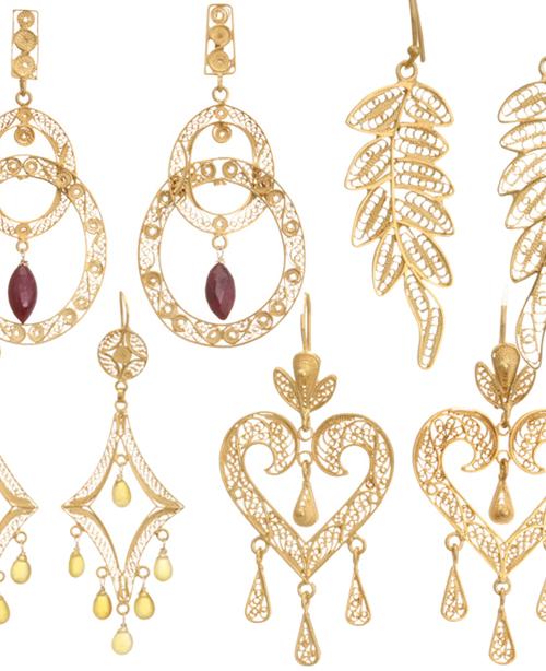 Mink jewelry