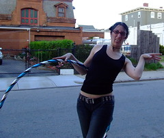 vogue. (too many bicycles) Tags: myhouse jinx hooping