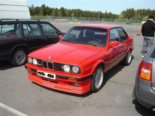 Alpina E30. BMW Alpina B6 3.5