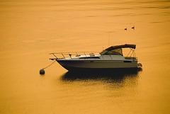 Sol's Boat at Sunrise
