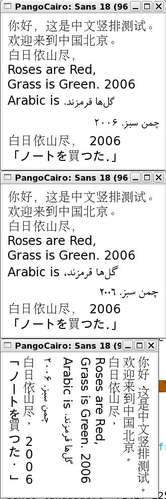 Pango-OpenType