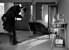 ct_c332 (Photeo) Tags: blackandwhite bw abandoned film canon bn 40mm canonet cesca canonetgiiiql17