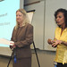 "Marilyn Stevenson and Rosa Rodriguez present ""Access Services for the Blind and Deaf"""