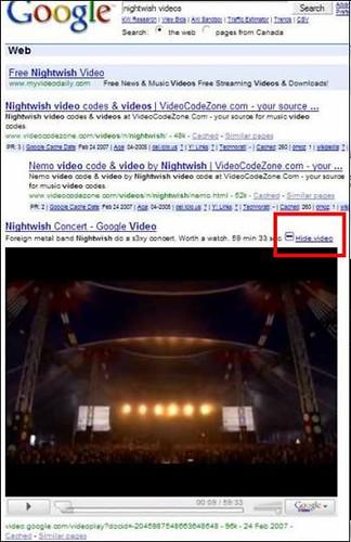 Google plusbox video