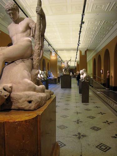Sculpture Gallery, Victoria and Albert