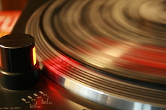 Blood on Vinyle (Paysage du temps) Tags: red music records festival dj searchthebest lyon turntable electronic musique stroboscope foetus nuitssonores vinyle electronique interestingness62 bestofr jgthirwell