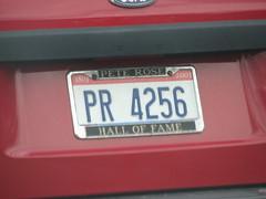Pete Rose plate