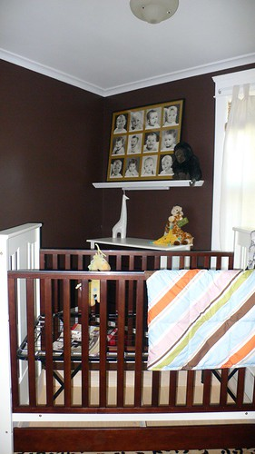 The Nursery Progresses...