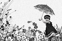 Fun in the rain (mylaphotography) Tags: art photo digitalart manipulation brush fairy fantasy editing photoshoped rahi childphotography jaber umberalla flickrsbest impressedbeauty mylaphotography michiganstudiophotography fairytalephotography