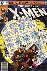 Uncanny X Men 141