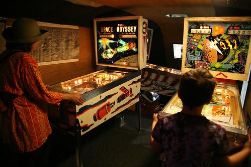Lil' Ju Ju Mobile Pinball Museum