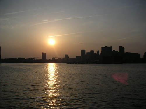Baltimore Sunset 1