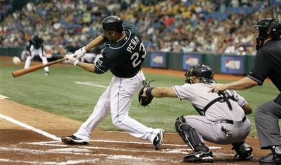 The Hangover: Troy Percival To The Devil Rays?