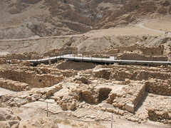 excavation is still going on in various places for sacred dead sea scrolls