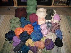Babette Blanket yarn