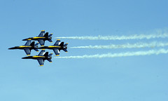 Blue Angels over Annapolis 32535