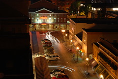 set 16 063 (jreidfive) Tags: blur cars night downtown traffic awesome headlights roanoke streams downtownroanoke