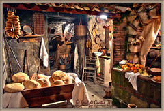 Bread for all !!! - italy italia bread christmas vivente christmascard quality crib noel navidad presepevivente pane