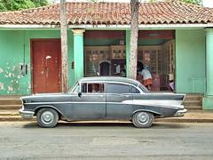 Cuba, Vinales (.MARTINE.) Tags: cuba oldtimer fujifinepix
