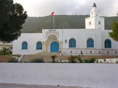 Hotel de ville (siege de la municipalité)