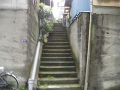21 名主の滝公園 02.行き止まりの坂の路地
