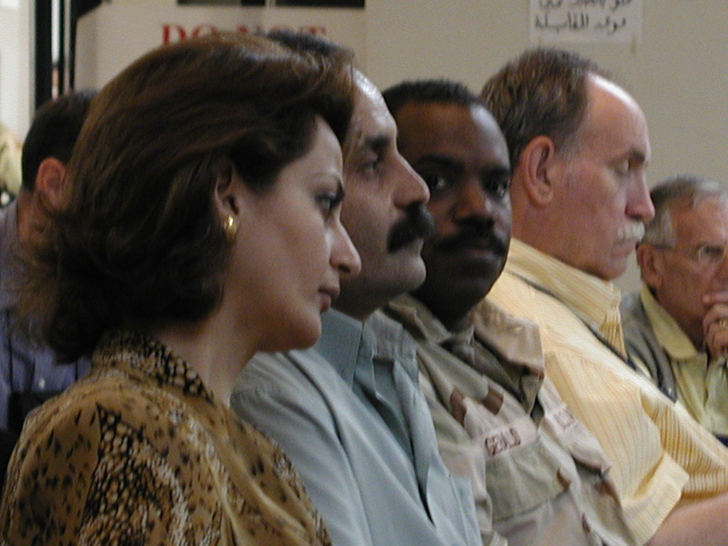 Joint Minister's Meeting - Baghdad - 20 May 2003