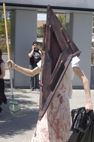 Fanimecon: Pyramid Head