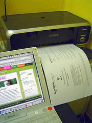 Printing The Exam Papers