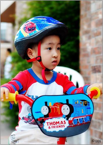 Little Rider III