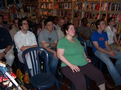 Mikhaela Reid & Masheka Wood 6/12 Slideshow at Bluestockings