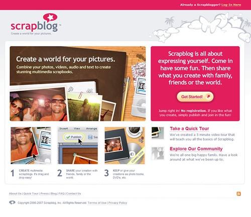 ScrapBlog