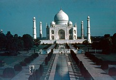 Taj Mahal - 1957