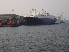 Abou Merhi Lines (individual8) Tags: germany march harbor ship hamburg 2007 aboumerhilines