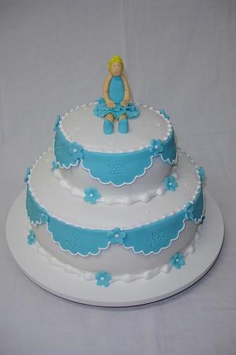Bailarines Cake