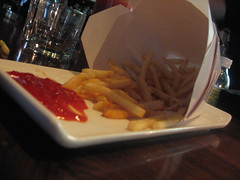 Only fries at 25 Degrees