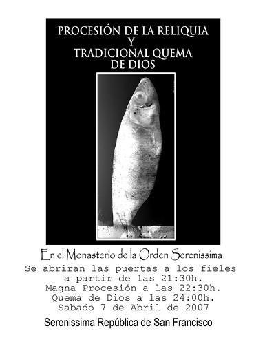 cartel sardina 2007