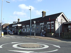 Picture of Amersham Station