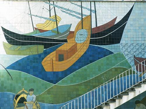 Lisboa - Av. Infante Santo